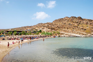 best beaches to kyma monastiri