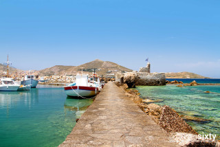 what to do in paros to kyma naoussa